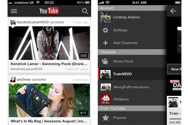 Google lanza aplicación de Youtube para iOS - Youtube-ios