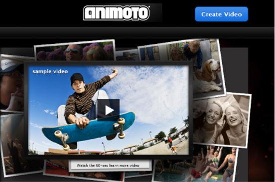 Crea videos de tus fotos con Animoto, ahora disponible para Android - animoto-para-android