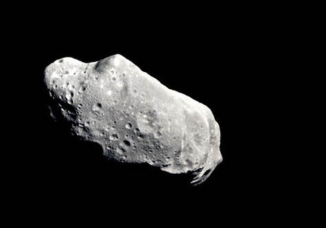 asteroide de 500 metros Asteroide de 500 metros pasará muy cerca de la tierra