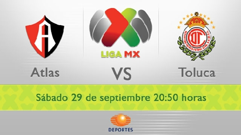 Atlas vs Toluca en vivo, Apertura 2012 - atlas-toluca-en-vivo-apertura-2012