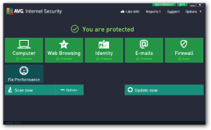 AVG Antivirus 2013 ya está disponible para descargar