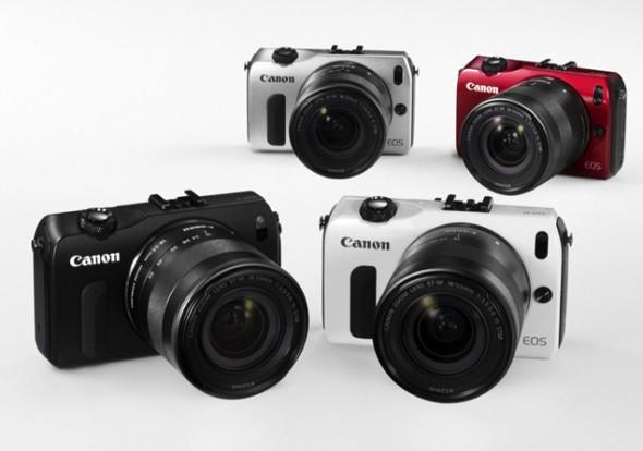 """Canon presenta en México la nueva """"sin espejo"""" Canon EOS M - canon-eos-m-camera-590x414"""