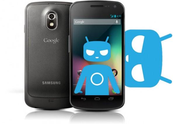 """CyanogenMod 10 estará disponible en versiones mensuales llamadas """"M"""" - cyanogenmod-10-for-galaxy-nexus"""
