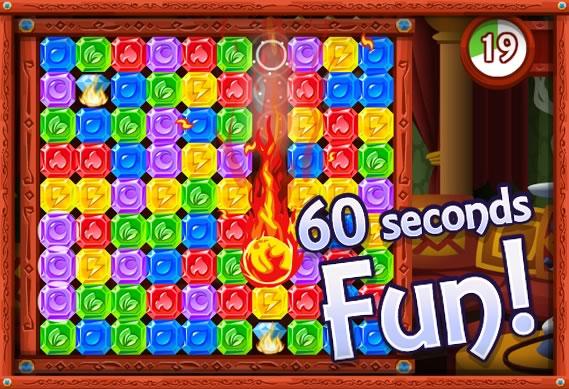 diamond dash facebook Los juegos más populares en Facebook