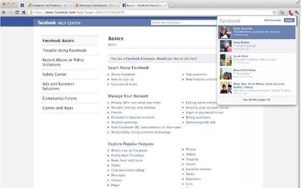 Notificaciones de Facebook en tu navegador Chrome - facebook-notifications-590x368