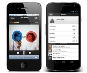 Grooveshark lanza oficialmente su versión en HTML 5 y es compatible con todos los dispositivos