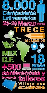 Campus Party México llega en marzo de 2013 #CPMX4