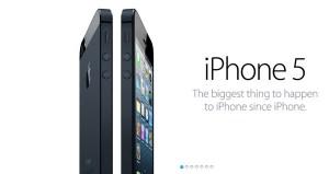 Nuevo iPhone 5 es presentado