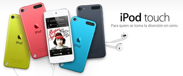 Nuevos iPod Touch e iPod Nano son presentados por Apple - ipod-touch