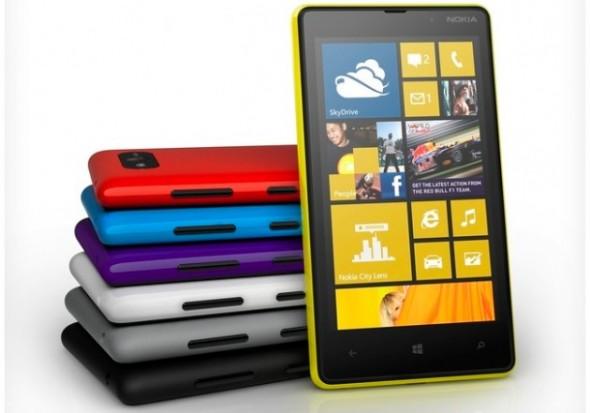Nokia Lumia 820 también fue presentado e incluye Windows Phone 8 - nokia-lumia-820-590x413