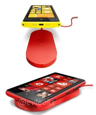 Los nuevos Lumia podrían cargarse de manera inalámbrica - nokia-lumia-wireless-charger