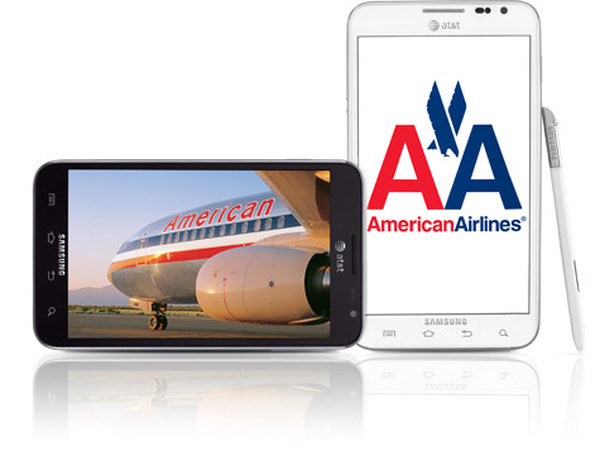 American Airlines dotará a 17,000 sobrecargos con Galaxy Notes - samsung-galaxy-note