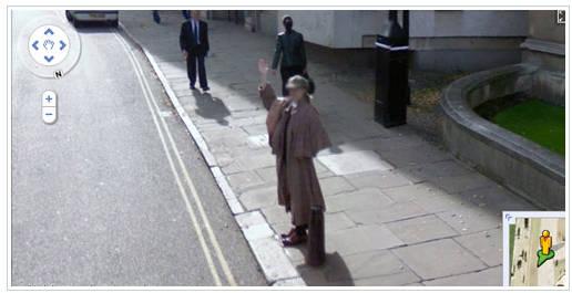 shrelok holmes street view Imágenes curiosas captadas en Google Street View