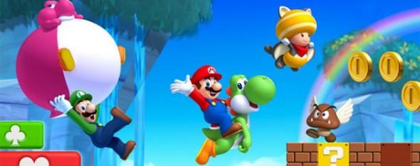 Super Mario Bros U nos muestra un nuevo tráiler preparándonos para la salida de la Wii U - super-mario-bros-u-590x234