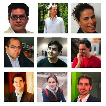 Startup Weekend DF 4, emprendedores realizando empresas en 54 horas - swdf4-coaches-jueces