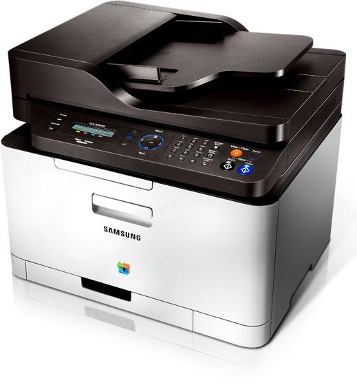 Samsung presenta su renovada línea de impresoras compactas con conectividad inalámbrica - CLX-3305