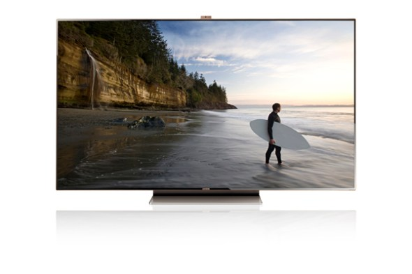 Lanzamiento Samsung Smart TV LED ES9000 Premium