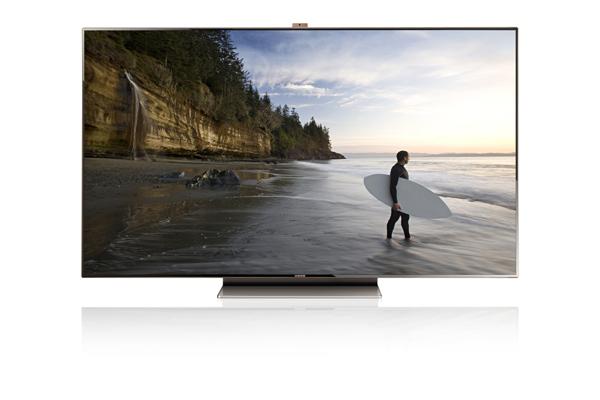 Lanzamiento Samsung Smart TV LED ES9000 Premium - ES9000_001_Front_Gold-copy