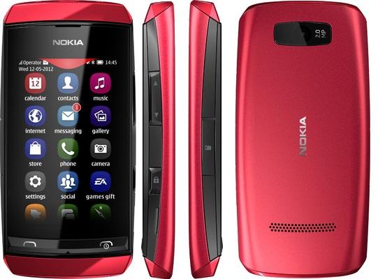 Nokia Asha 306 disponible en México - Nokia-Asha-305