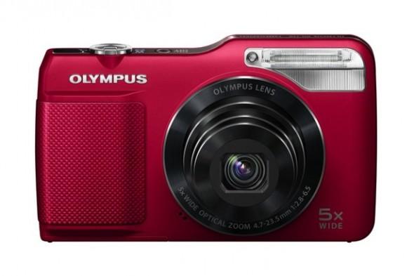 La nueva cámara VG-170 de Olympus incluye el zoom más poderoso entre las compactas de su nivel - OLYMPUS_VG-170_digital_camera_image-590x393