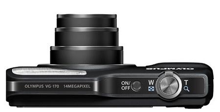 La nueva cámara VG-170 de Olympus incluye el zoom más poderoso entre las compactas de su nivel - Olympus-VG-170