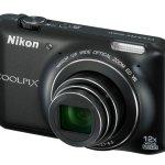 Nikon presenta la cámara compacta Coolpix S6400 - S6400_BK_front34l_lo
