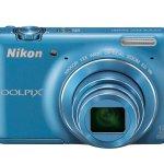 Nikon presenta la cámara compacta Coolpix S6400 - S6400_BL_fronttop_lo