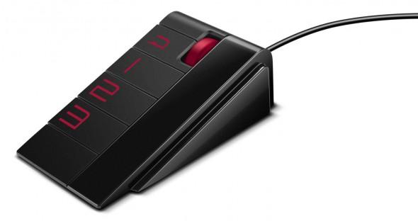 XL2420T Control 590x312 BenQ presenta el Monitor BenQ XL2420T dedicado a gamers