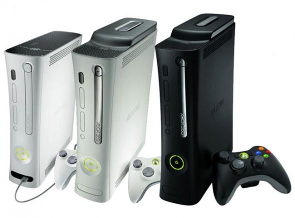 Xbox 360 ha vendido 70 millones de consolas a través de sus 7 años en el mercado - Xbox-360-590x437