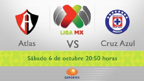 Atlas vs Cruz Azul en vivo, Liga MX (Apertura 2012) - atlas-cruz-azul-en-vivo-apertura-2012