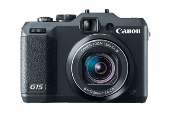 canon powershot g15 590x393 Canon presenta en México su renovada línea de cámaras Powershot