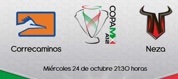 Correcaminos vs Neza en vivo, Copa MX 2012 - correcaminos-neza-en-vivo-copa-mx-2012