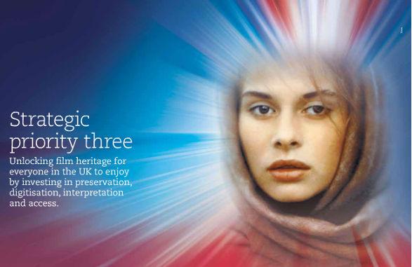 digitalizaran peliculas britanicas El Instituto de Cine Británico digitalizará 10,000 películas británicas con su plan: películas por siempre