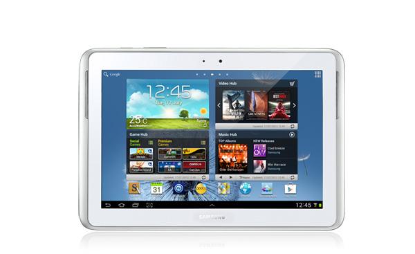 Las mejores tablets con Android en la actualidad - galaxy-note-10-1