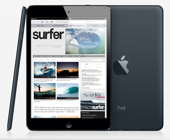 iPad Mini de 7.9 pulgadas es presentada por Apple - iPad-Mini-Apple-2