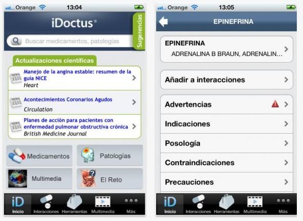 Que nunca se te olviden tus medicamentos con iDoctus - idoctus-590x430