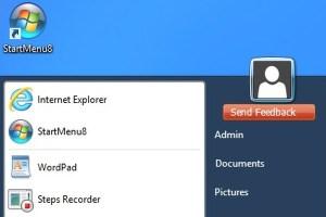 Recupera el menú de inicio clásico de Windows 8 con IOrbit StartMenu8