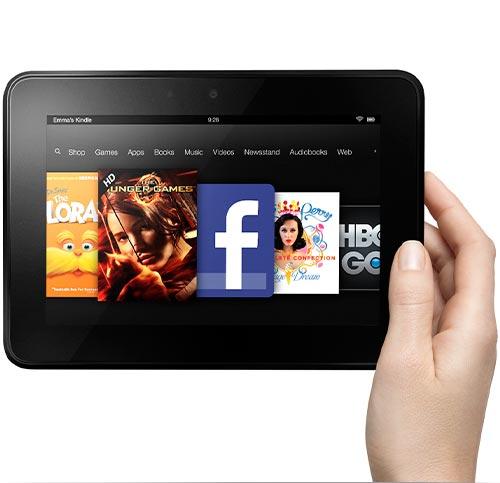 Las mejores tablets con Android en la actualidad - kindle-fire-hd