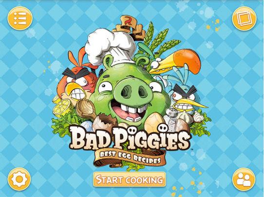 """Rovio lanza libro de cocina: """"Bad Piggies Best Egg Recipes"""" para iPad - libro-cocina-bad-piggies"""