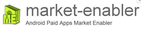 Descargar aplicaciones que no están disponibles en la Play Store de tu país con Market Enabler - market-enabler