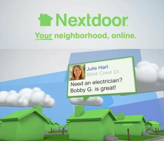 Nextdoor, una red social para vecinos - nextdoor