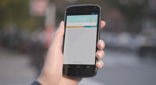 Nuevos Nexus 4 y Nexus 10 con Jelly Bean 4.2 son presentados por Google - nexus-4