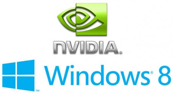 nvidia windows 8 590x326 NVIDIA estará presente en el lanzamiento del nuevo sistema operativo Windows 8