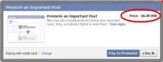 Facebook ahora permite promover publicaciones en EUA por 7 dólares - promover-post