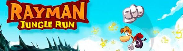 rayman jungle jump app 590x167 Rayman Jungle Run, un adictivo juego para iOS y Android