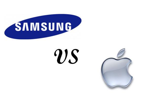 samsung vs apple Samsung demanda a Apple por el uso de la tecnología LTE en su iPhone 5