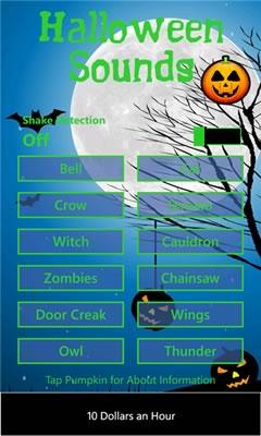 Apps de Halloween y Día de muertos para tu Smartphone - sonidos-halloween-windows-phone
