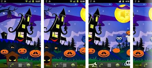 Divertidos Wallpapers animados de Halloween para Android - wallpaper-halloween-para-android-2