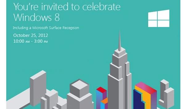 Microsoft comenzará a vender las Tablets Surface el próximo 26 de octubre - windows-8