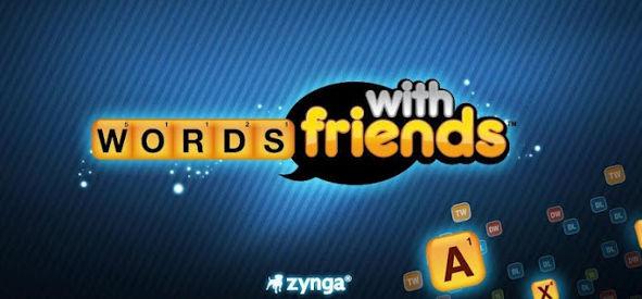 """Los creadores del juego """"Words With Friends"""" dejan Zynga - words-with-friends"""